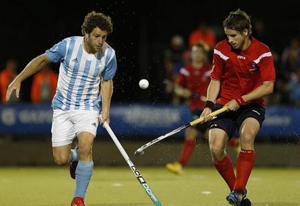 Hockey césped: Argentina supero a Chile en un electrizante partido