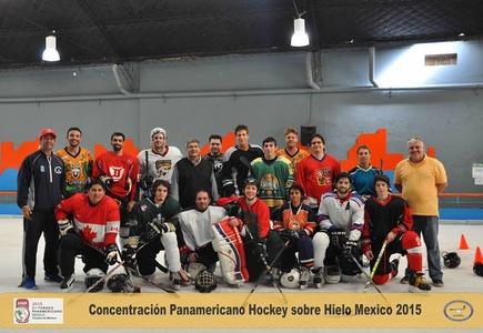 2° Panamericano de hockey sobre hielo