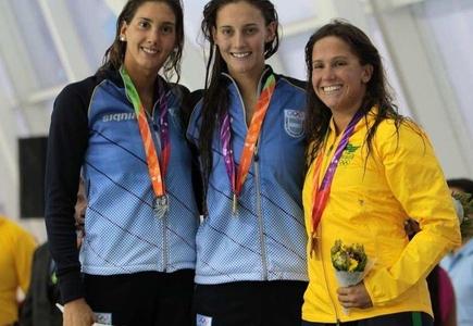 La natación le dio las primeras tres medallas de oro a la Argentina – Juegos Odesur