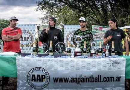 Paintball – Sensacional apertura de temporada en Mendoza: Fist y Tarpanes primeros