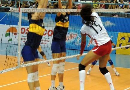 Volley – Sudamericano-F: Boca Juniors se quedó con la medalla de bronce