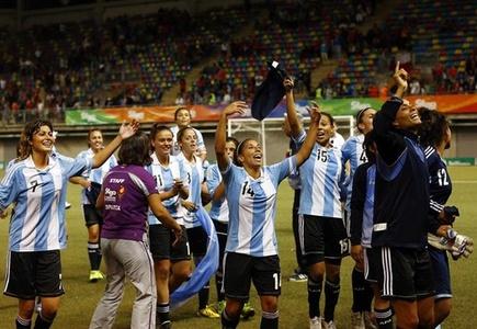 Fútbol Femenino: Argentina se queda con el ORO