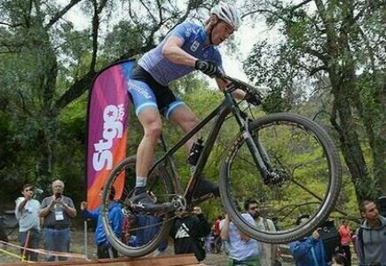 Mountainbike: Catriel Soto gana para nuestro país la medalla de Bronce.