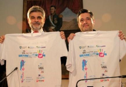 La CAD presentó la maratón «Malvinas, corazón de mi país», que se correrá a mediados de junio
