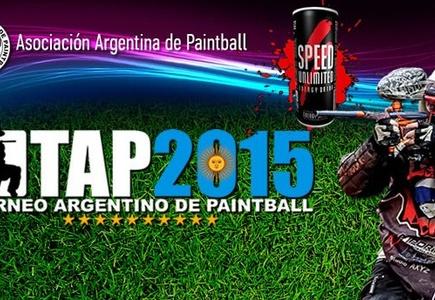 Paintball – Lanzamiento Oficial del Torneo Argentino 2015