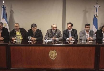 Víctor Santa María inauguró en Tucumán la nueva Confederación Provincial