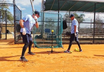 Softbol, Argentina vuelve al trabajo pensando en Paraná 2014