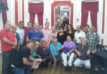 Formación del Foro deportivo, social y cultural de la Comuna 4