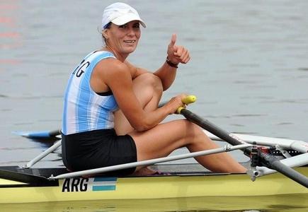 Argentina arrasó en remo con cuatro medallas doradas – Juegos Odesur