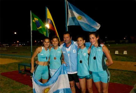 Confederacion argentina de Atletismo CADA