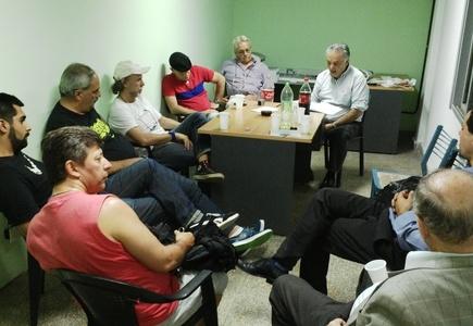 Formación del Foro deportivo, social y cultural de la Comuna 11