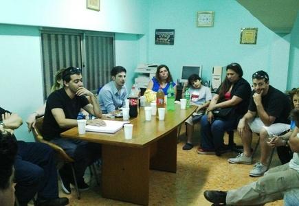 Formación del Foro deportivo, social y cultural de la Comuna 12