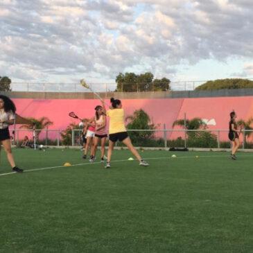 Lacrosse, un deporte emergente
