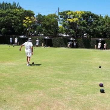 ¡Lawn Bowls Show!