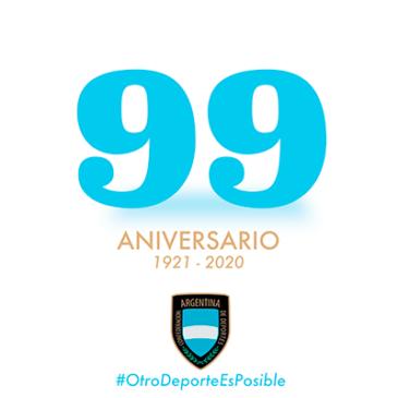 Confederación Argentina de Deportes: 99 años de historia