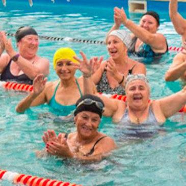 El deporte en los adultos mayores