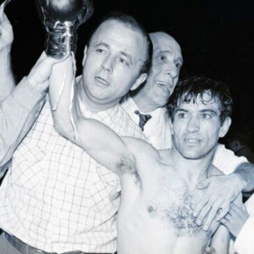 A 66 Años del primer argentino campeón de la AMB