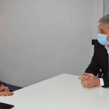 Reunión con el viceministro de Ambiente y Desarrollo Sostenible de la Nación