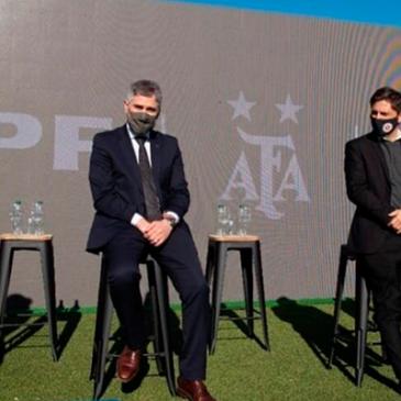 Un paso más hacia la igualdad en el fútbol argentino